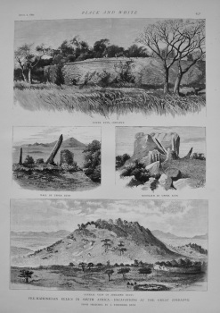 Pre-Mahomedan Relics in South Africa - Excavations at the Great Zimbabwe. 1892