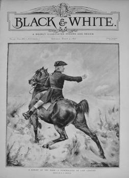 Black & White. March 5th, 1892.