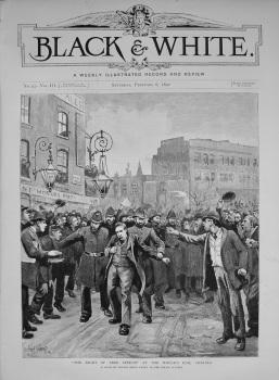 Black & White. February 6th, 1892