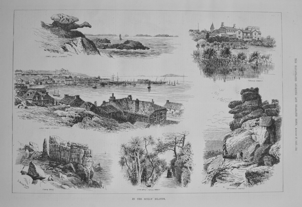 In the Scilly Islands. 1887