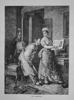 The Caretakers. 1887