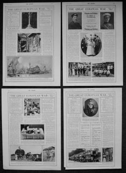 Great European War : Week by Week. 1916.