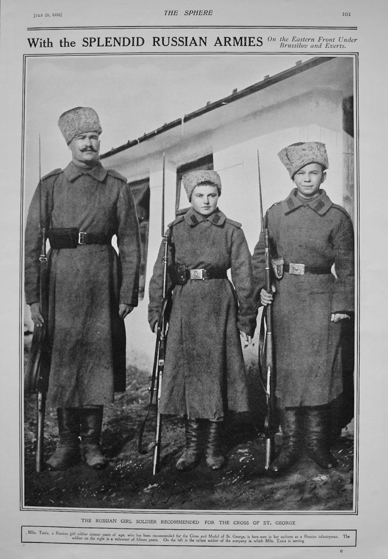 Russian girl tall Tall Russian