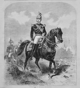 Alexander II., Emperor of Russia. 1855