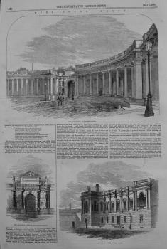 Burlington House. 1855
