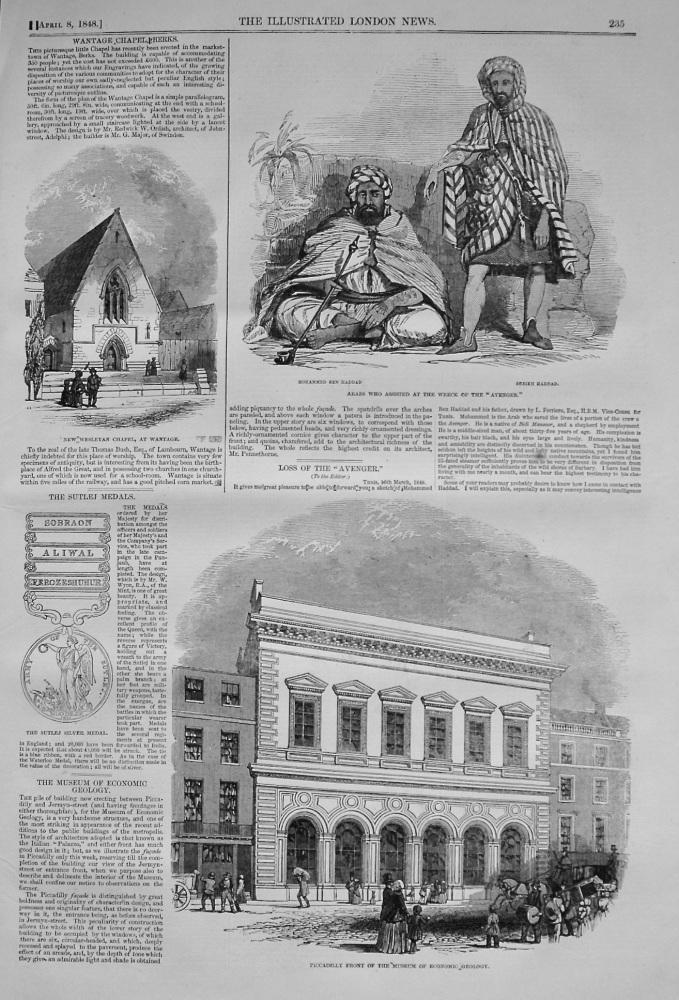 Museum of Economic Geology. 1848
