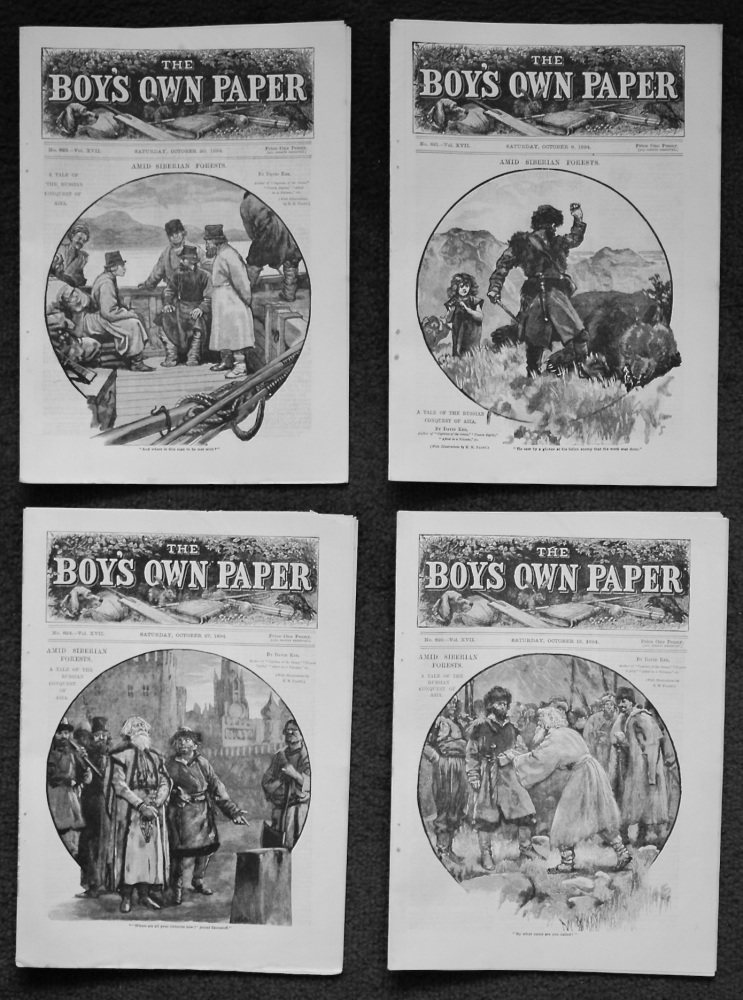 The Boy's Own Paper. 1894.