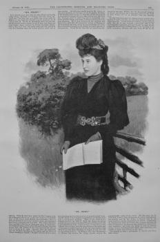"""Mr. Jersey."" 1897."
