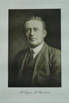 Mr. Edgar M. Baerlein.