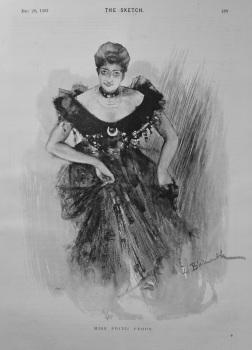 Miss Fritzi Ferry.