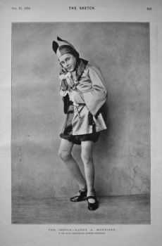 The Jester.- Harry A. Morrison. 1894