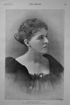 Miss Mary Barton. 1894