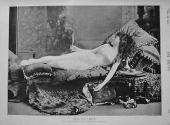 Dolce Far Niente. 1894.