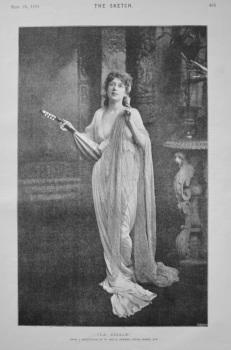 """La Cigale."" 1894."