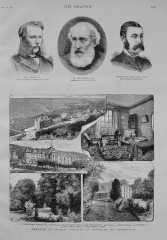 Memories of Charles Kingsley at Westward Ho! Devonshire. 1882
