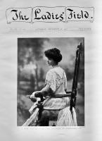 A New Portrait of the Duchess of Marlborough. 1907