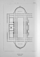 Basilica Ulpia. Ground-Plan.