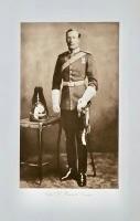 Captain D. Howard Evans. 1912