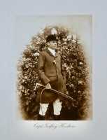 Captain Godfrey Heseltine. 1912