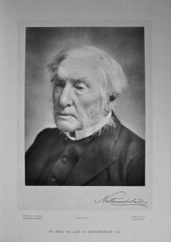 His Grace the Duke of Northumberland, K.G. 1894c.