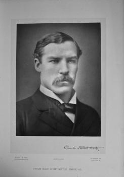 Charles Beilby Stuart-Wortley, Esquire, Q.C. 1894c.