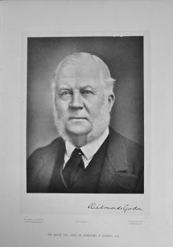 His Grace the Duke of Richmond and Gordon, K.G. 1894c.