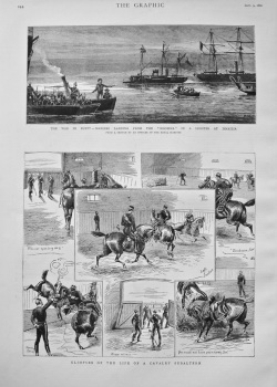Glimpses of the Life of a Cavalry Subaltern. 1882