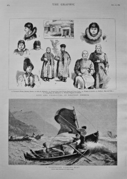Life and Character in Western Siberia. 1882