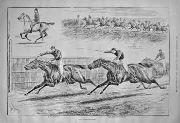 The Cambridgeshire. 1886