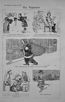 The Topictator. December 6th, 1905.