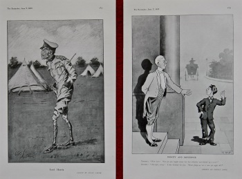 Dignity and Impudence. & Lord Harris. 1905.