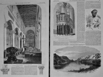 Archaeological Institute at Salisbury. 1849.
