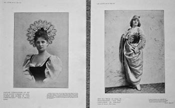 "Miss Ada Rehan, as Julia, in Shakespeare's ""The Two Gentlemen of Verona."" 1898."