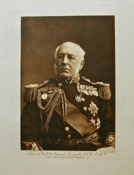 Admiral Hon. Sir Edmund Fremantle. (Rear Admiral of the United Kingdom.) 1908