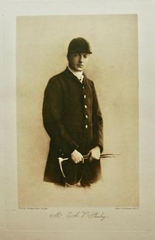 Mr. E. A. V. Stanley. 1908.