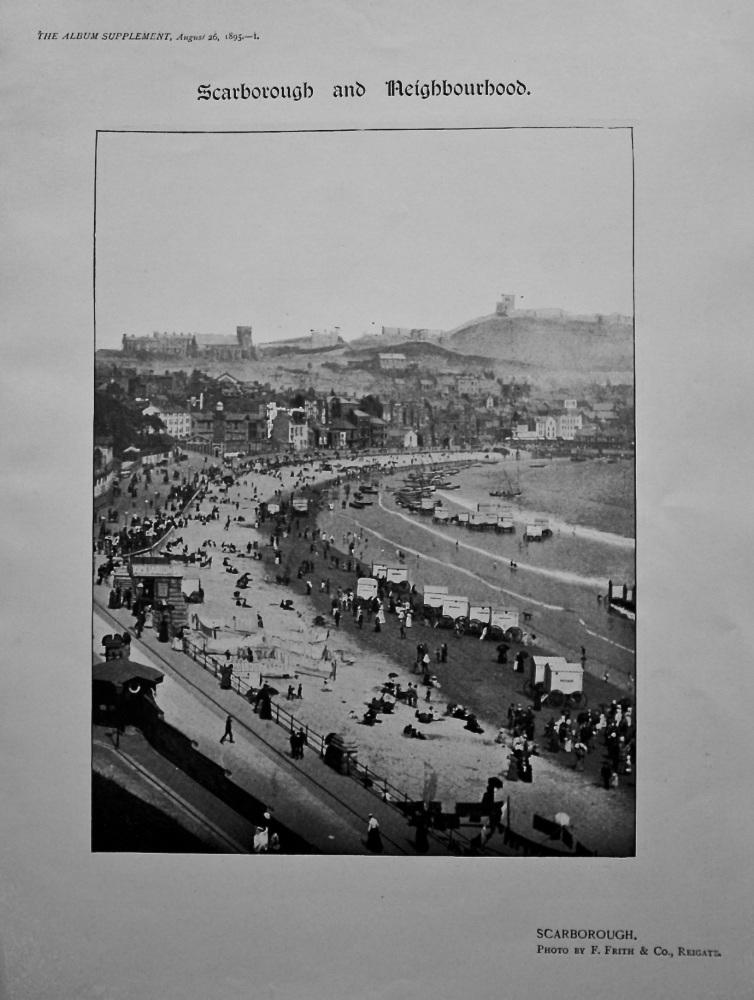 Scarborough and Neighbourhood. 1895.