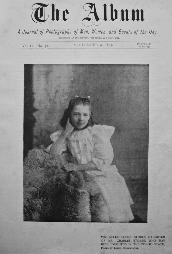 The Album. September 9th, 1895.