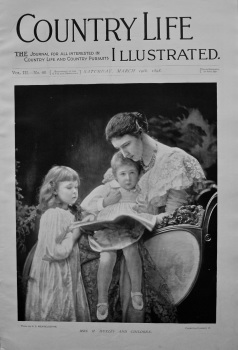 Country Life. March 19th, 1898.