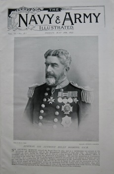 Navy & Army Illustrated, May 28th 1897.