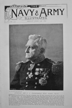 Navy & Army Illustrated, June 11th 1897.