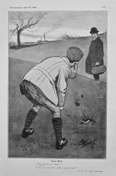Spade Work. 1905.