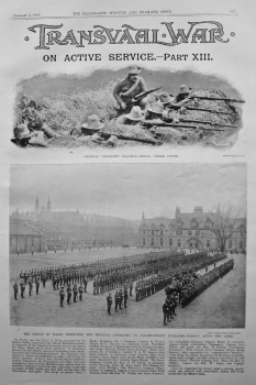 Transvaal War. On Active Service.- Part XIII.