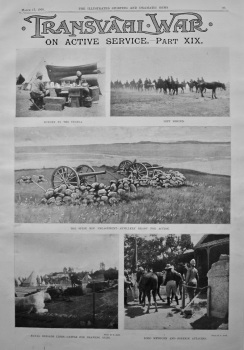 Transvaal War. On Active Service.- Part XIX. 1900.