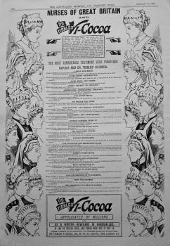 Dr. Tibbles' Vi-Cocoa. 1897.