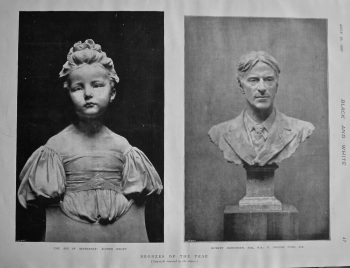 Bronzes of the Year. 1897.