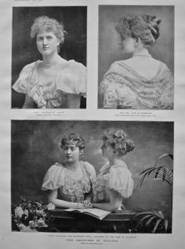 Fair Daughters of Scotland. 1897.
