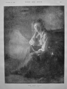 Effie Deans. 1897.