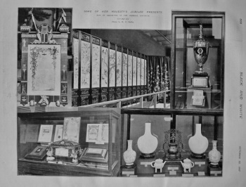 Some of Her Majesty's Jubilee Presents now on Exhibition at the Imperial Institute. 1897.