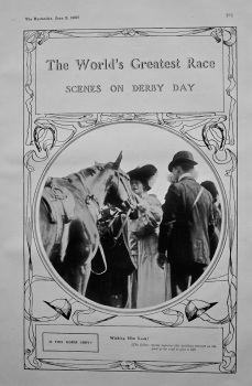 The World's Greatest Race : Scenes on Derby Day. 1907.