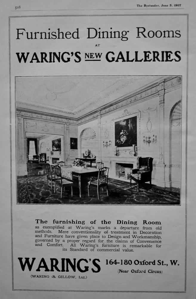 Waring's 1907.